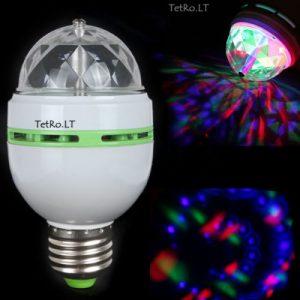 Šviesos muzikos LED lemputė (3)