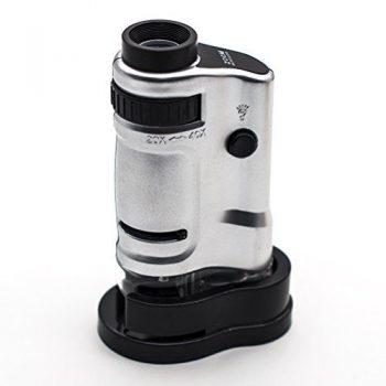 Žaislinis mikroskopas