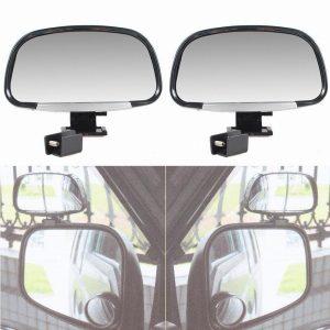 Pagalbinis automobilių veidrodėlis