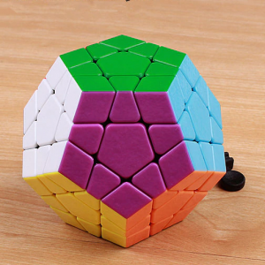Rubiko kubas Megaminx (4)