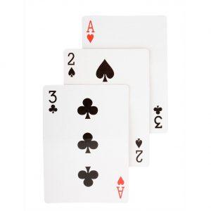 3 kortų rinkinys triukams1