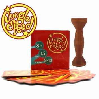 Stalo žaidimas - Jungle speed 2