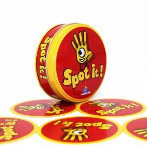 Stalo žaidimas - Spot it! 4