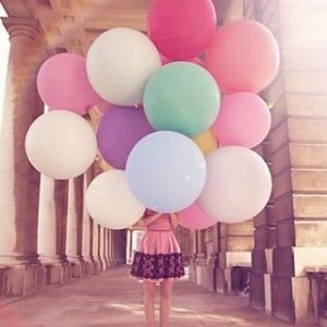 Gigantiškas balionas 2