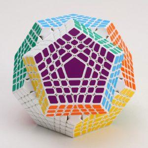 Rubiko Kubas Tegaminx