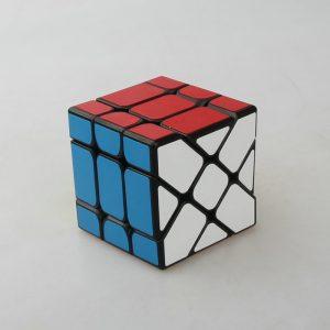 Rubiko kubas Žvejys