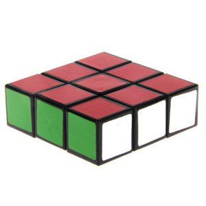 Rubiko kubas 1x3x3