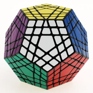 Rubiko kubas Gigaminx