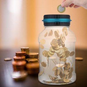 Skaitmeninė monetas skaičiuojanti taupyklė 3