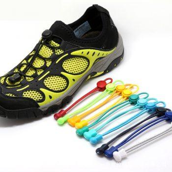 Užrakinami batų raišteliai 2