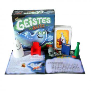 Stalo žaidimas - Geistes Blitz Vaiduoklis (1)
