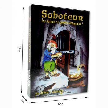 Stalo žaidimas - Saboteur (1)