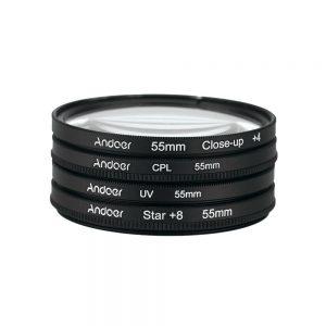 Fotoaparatų filtrų komplektai (1)