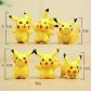 Pikachu figūrėlės 6vnt (2)