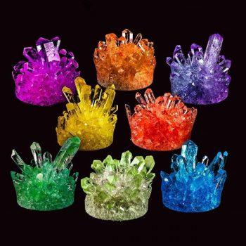 Kristalų auginimas (1)